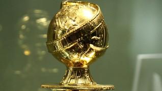 Gegap Gempita Cuitan #GoldenGlobes Jadi Trending Dunia