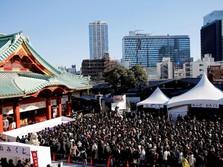 Jepang, Raksasa Ekonomi Dunia yang Diprediksi Resesi