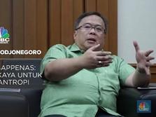 Bambang Brodjonegoro: Tak Perlu Kaya untuk Jadi Filantropi