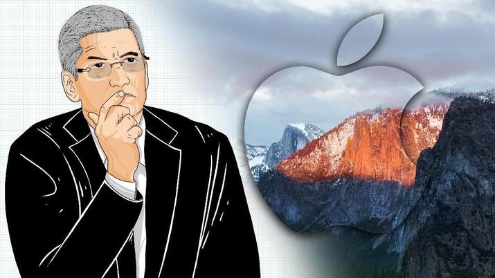 Penjualan Apple Turun Karena Konsumen China 'Boikot' iPhone?