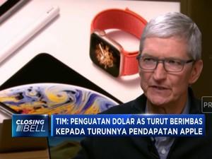 Ini yang Perlu Diperhatikan Investor Saham Apple Inc