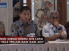 Jonan: Realisasi PNBP Sektor ESDM Sentuh 181% dari Target