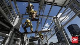 Tiga BUMN Lepas Status Persero demi Holding Infrastruktur