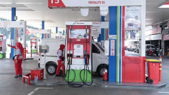 Harga Pertamax Cs Turun Rp 100-Rp 250/Liter, Ini Daftarnya!