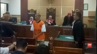 VIDEO: Bandar Ganja Tangerang Dituntut Hukuman Mati