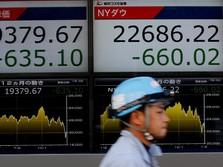 Ramai Sentimen Positif, Bursa Tokyo Ditutup Naik Lebih 2%