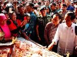 Awal Tahun, Jokowi Sebut Harga Daging Ayam Naik Rp 1.000/Kg