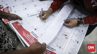KPU Resmi Tunjuk 6 Perusahaan Cetak Surat Suara Pemilu 2019