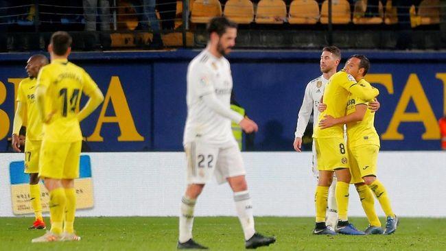 Diimbangi Villarreal 2-2, Solari Akui Madrid Kehilangan Bale