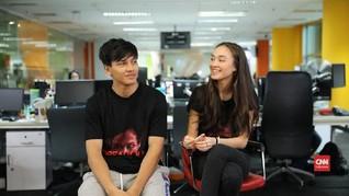 VIDEO: Jefri Nichol-Caitlin Halderman Pilih Ketemu Pocong