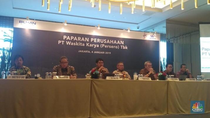 Waskita Bidik Laba 2019 Rp 4 T & Rencana IPO Anak Usaha