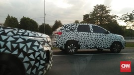 SUV Wuling Almaz Sudah Dikenalkan ke Kalangan Khusus