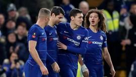 Morata Dua Gol, Chelsea Menang di Piala FA