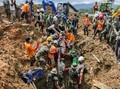 Longsor Sukabumi Telan 31 Korban Jiwa, Dua dalam Pencarian