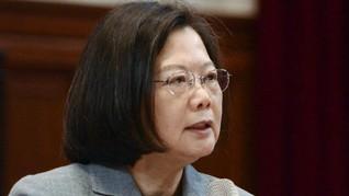 Taiwan Sebut Tak Terintimidasi Latihan Militer China