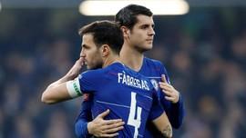 Chelsea Selangkah Lagi Lepas Morata ke Atletico Madrid