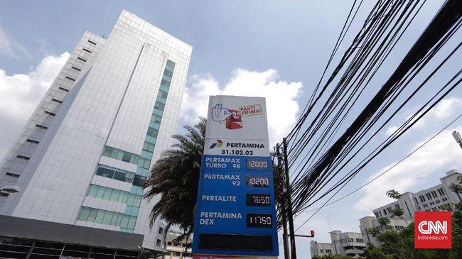 Formulasi Harga BBM Diubah, Pertamina Yakin Keuangan Aman