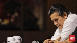 Gusti Randa, Dari Bintang Sinetron ke Plt Ketua Umum PSSI