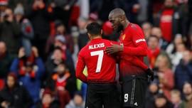 Lukaku Bantah Berseteru dengan Pogba di Man United