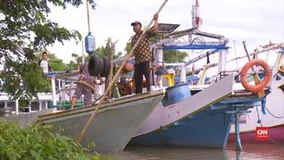 VIDEO: Nelayan Libur Melaut 20 Hari karena Cuaca Buruk