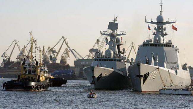 China Diklaim Miliki Railgun, Senjata Perang Tercanggih