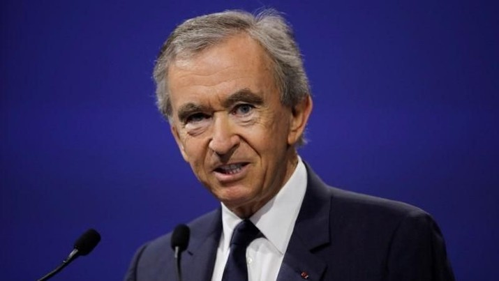 Bernard Arnault Tajir dari Louis Vuitton, Kenzo, Bulgari Dkk