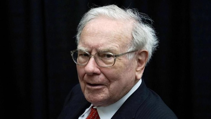 Tak Henti Beramal, Warren Buffett Siap Donasikan Rp 50,93 T