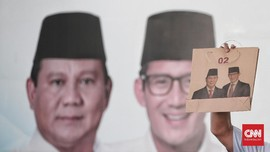Gerindra: Isu HAM Tak Muncul saat Prabowo Cawapres Megawati