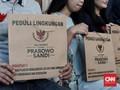 Prabowo-Sandi Siapkan Skema Pembangunan Berkelanjutan