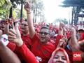 PDIP Safari ke Lampung Perkokoh Dukungan Jokowi-Ma'ruf