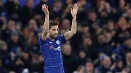 Salam Perpisahan Fabregas untuk Chelsea
