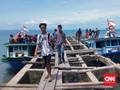 Pemkab Lampung Selatan Pulangkan 175 Pengungsi Sebesi-Sebuku