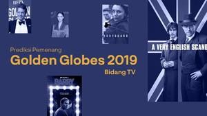 INFOGRAFIS: Prediksi Pemenang Golden Globes 2019 Bidang TV