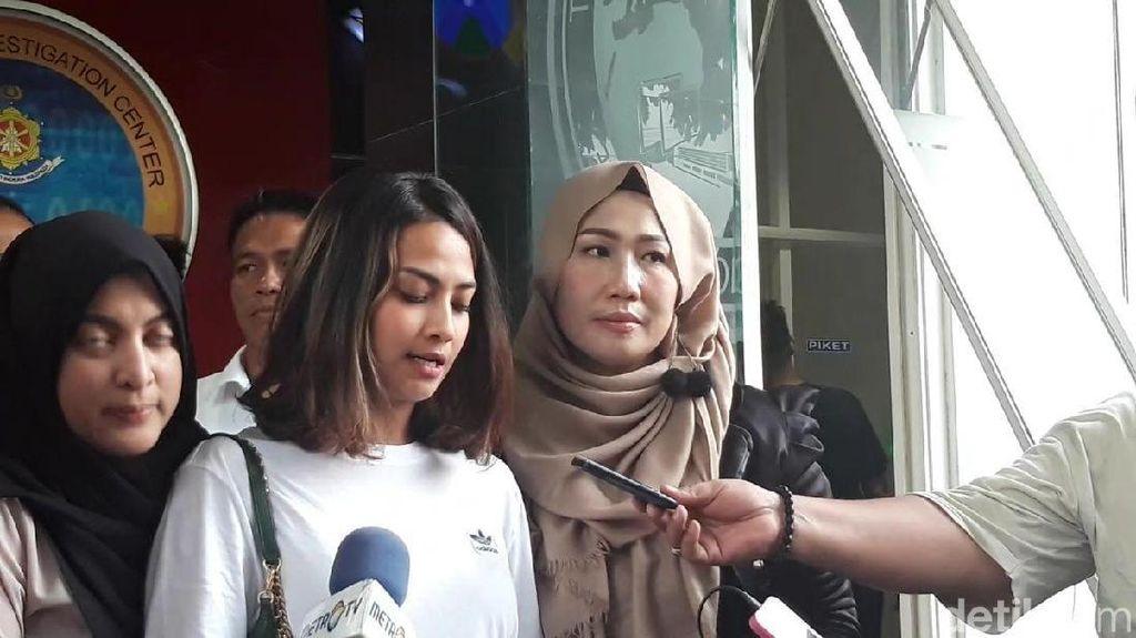 Vanessa Angel Didakwa Sebar Konten Asusila Terkait Prostitusi
