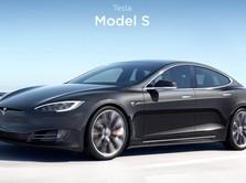Tesla Tarik Ribuan Mobil Listrik S & X di China, Ada apa?