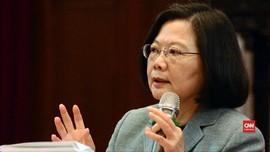 VIDEO: Presiden Taiwan Minta Bantuan Dunia Internasional