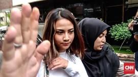 Dibebaskan, Vanessa Angel Dikenai Wajib Lapor ke Polisi