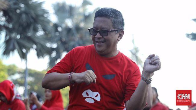 Hasto: Mbah Moen Dukung Jokowi karena Anaknya Dicalonkan PDIP