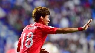 Korea Selatan Kalahkan Filipina di Piala Asia 2019