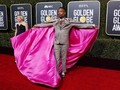 FOTO: Busana-busana Terburuk di Golden Globe Awards 2019