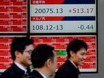 Aksi Ambil Untung, Bursa Saham Tokyo Amblas Hampir 1%
