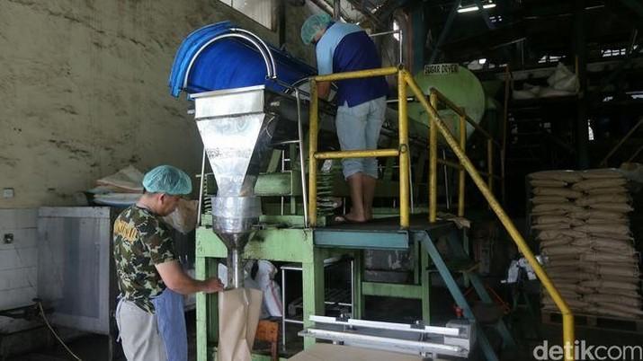 Impor gula rafinasi bukan konsumsi