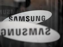 Galaxy Fold Belum Rilis, Samsung Malah Patenkan Ponsel Gulung