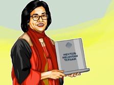 Sri Mulyani: Rasio Utang RI Lebih Rendah Dibanding AS-China