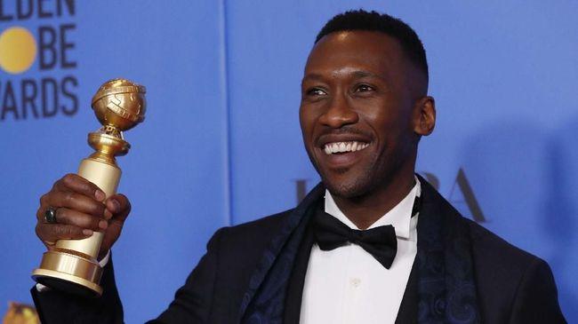 'Pecah Telor', Mahershala Ali Raih Golden Globe Awards 2019