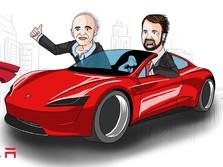 Manuver Tesla demi Jadi Pabrikan Mobil Listrik No. 1 Dunia