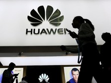 Melunak, Huawei Bersedia Jual Chip 5G ke Apple iPhone