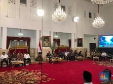 Soal Hambatan Investasi, Jokowi Minta Mendagri 'Tekan' Daerah