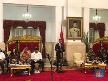 Megawati Beri Gaji ke-13, SBY Naikkan Gaji & Jokowi Beri THR