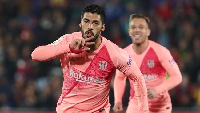 Klasemen Liga Spanyol: Barcelona Unggul 10 Poin Atas Madrid